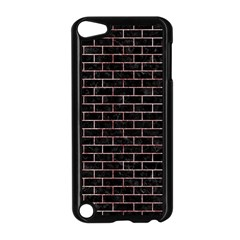 Brick1 Black Marble & Red & White Marble Apple Ipod Touch 5 Case (black)