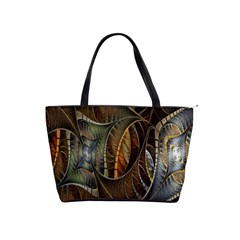 Mosaics Stained Glass Shoulder Handbags