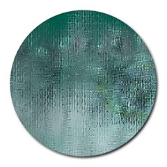 Background Texture Structure Round Mousepads