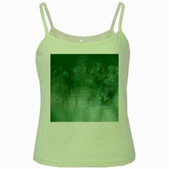 Background Texture Structure Green Spaghetti Tank