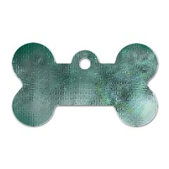 Background Texture Structure Dog Tag Bone (two Sides)