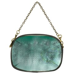 Background Texture Structure Chain Purses (two Sides)