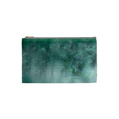 Background Texture Structure Cosmetic Bag (small)