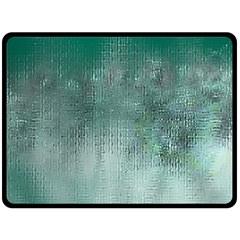 Background Texture Structure Fleece Blanket (large)
