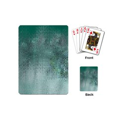 Background Texture Structure Playing Cards (mini)