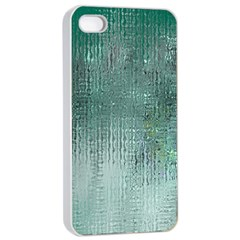 Background Texture Structure Apple Iphone 4/4s Seamless Case (white)