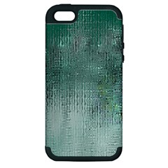 Background Texture Structure Apple Iphone 5 Hardshell Case (pc+silicone)