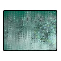 Background Texture Structure Double Sided Fleece Blanket (small)