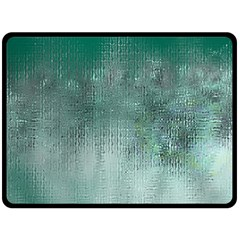 Background Texture Structure Double Sided Fleece Blanket (large)