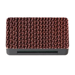 Chain Rusty Links Iron Metal Rust Memory Card Reader With Cf