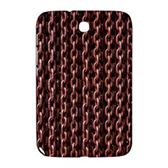 Chain Rusty Links Iron Metal Rust Samsung Galaxy Note 8 0 N5100 Hardshell Case