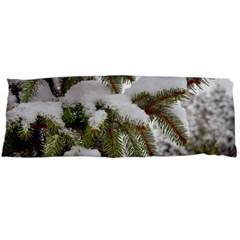 Brad Snow Winter White Green Body Pillow Case (dakimakura)