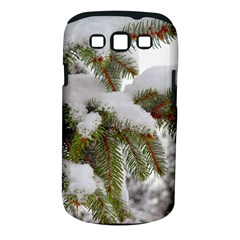 Brad Snow Winter White Green Samsung Galaxy S III Classic Hardshell Case (PC+Silicone)