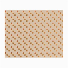 Christmas Wrapping Paper Small Glasses Cloth (2 Side)