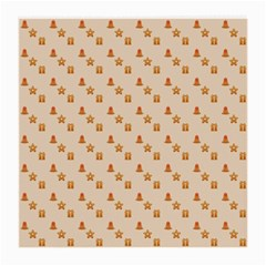 Christmas Wrapping Paper Medium Glasses Cloth
