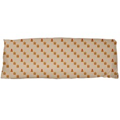 Christmas Wrapping Paper Body Pillow Case Dakimakura (two Sides)