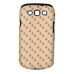 Christmas Wrapping Paper Samsung Galaxy S Iii Classic Hardshell Case (pc+silicone)