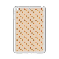 Christmas Wrapping Paper Ipad Mini 2 Enamel Coated Cases