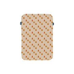 Christmas Wrapping Paper Apple Ipad Mini Protective Soft Cases