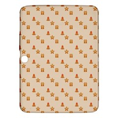 Christmas Wrapping Paper Samsung Galaxy Tab 3 (10 1 ) P5200 Hardshell Case