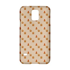 Christmas Wrapping Paper Samsung Galaxy S5 Hardshell Case