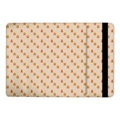 Christmas Wrapping Paper Samsung Galaxy Tab Pro 10 1  Flip Case