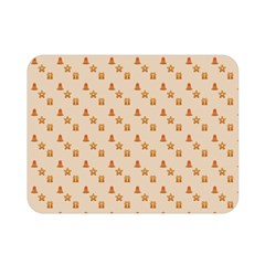 Christmas Wrapping Paper Double Sided Flano Blanket (mini)