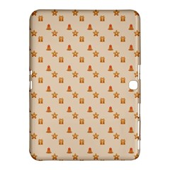 Christmas Wrapping Paper Samsung Galaxy Tab 4 (10 1 ) Hardshell Case