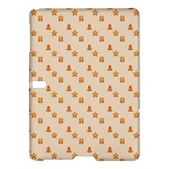 Christmas Wrapping Paper Samsung Galaxy Tab S (10 5 ) Hardshell Case