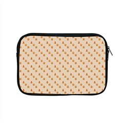 Christmas Wrapping Paper Apple Macbook Pro 15  Zipper Case