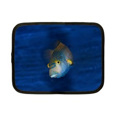Fish Blue Animal Water Nature Netbook Case (small)