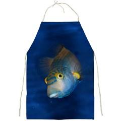 Fish Blue Animal Water Nature Full Print Aprons