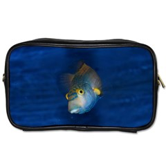 Fish Blue Animal Water Nature Toiletries Bags
