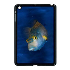 Fish Blue Animal Water Nature Apple Ipad Mini Case (black)