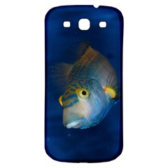 Fish Blue Animal Water Nature Samsung Galaxy S3 S Iii Classic Hardshell Back Case