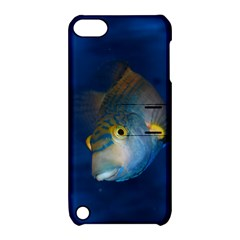 Fish Blue Animal Water Nature Apple Ipod Touch 5 Hardshell Case With Stand