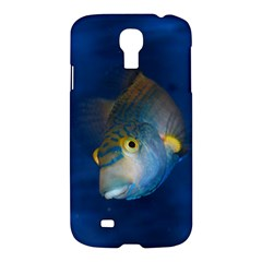 Fish Blue Animal Water Nature Samsung Galaxy S4 I9500/i9505 Hardshell Case