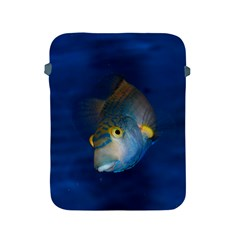 Fish Blue Animal Water Nature Apple Ipad 2/3/4 Protective Soft Cases