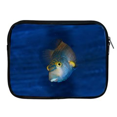 Fish Blue Animal Water Nature Apple Ipad 2/3/4 Zipper Cases
