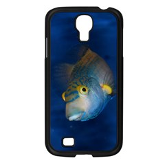 Fish Blue Animal Water Nature Samsung Galaxy S4 I9500/ I9505 Case (black)