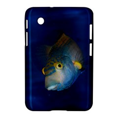 Fish Blue Animal Water Nature Samsung Galaxy Tab 2 (7 ) P3100 Hardshell Case