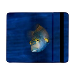 Fish Blue Animal Water Nature Samsung Galaxy Tab Pro 8 4  Flip Case