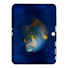 Fish Blue Animal Water Nature Samsung Galaxy Tab 4 (10 1 ) Hardshell Case