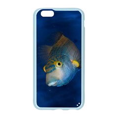 Fish Blue Animal Water Nature Apple Seamless iPhone 6/6S Case (Color)