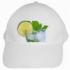 Cold Drink Lime Drink Cocktail White Cap