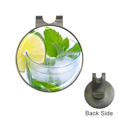 Cold Drink Lime Drink Cocktail Hat Clips With Golf Markers