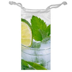 Cold Drink Lime Drink Cocktail Jewelry Bag