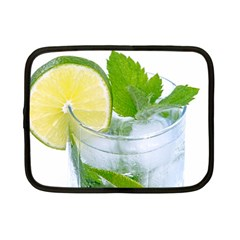 Cold Drink Lime Drink Cocktail Netbook Case (small)