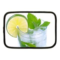 Cold Drink Lime Drink Cocktail Netbook Case (medium)