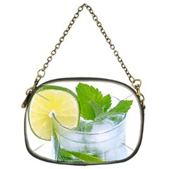 Cold Drink Lime Drink Cocktail Chain Purses (one Side)
